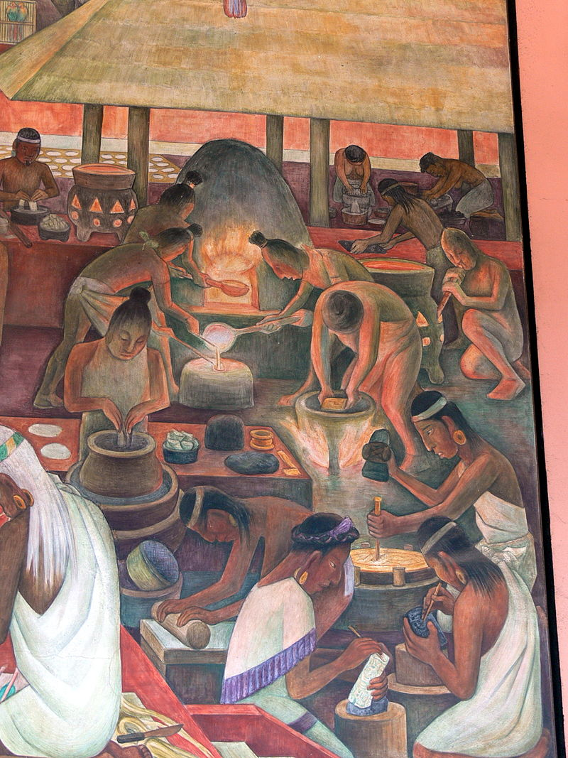 Dieu tam 39 s space just another site for Diego rivera mural 1929